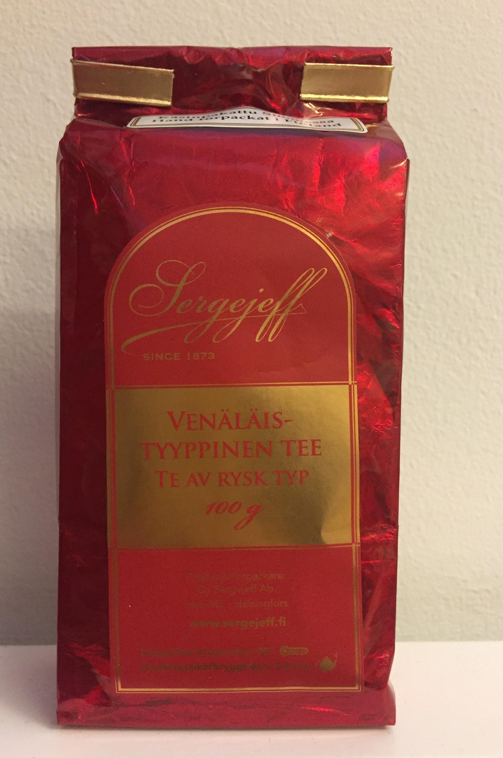 Black tea / Chernyj chaj