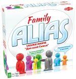 Board game Alias Family in russian 7+