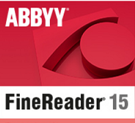 ABBYY FineReader 15.0 Professional Edition OCR.