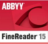 ABBYY FineReader 15.0 Professional Edition OCR.