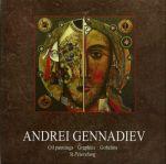 Andrei Gennadiev Oil paintings, graphics, gobelins