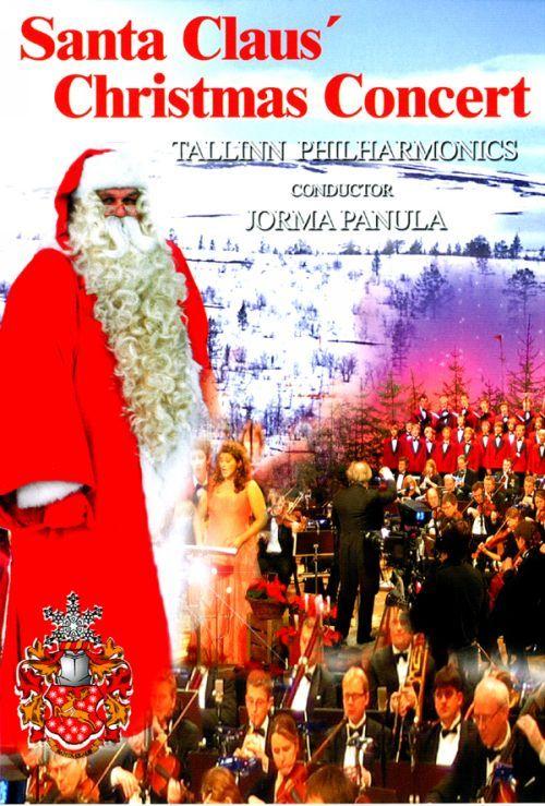 Рождественский концерт Санта Клауса