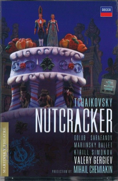 Tchaikovsky: The Nutcracker. Mariinski Ballet