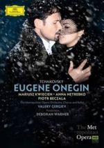 TCHAIKOVSKY Eugene Onegin / Netrebko, Warner, Gergiev, Metropolitan Opera