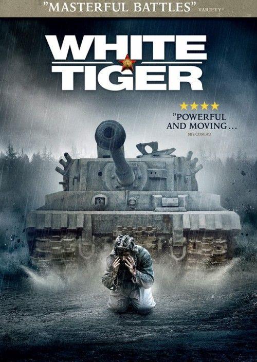White Tiger. (Valkoinen tiikeri)