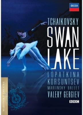 Pyotr Tchaikovsky. Swan Lake / Joutsenlampi. Mariinsky Ballet, Valery Gergiev