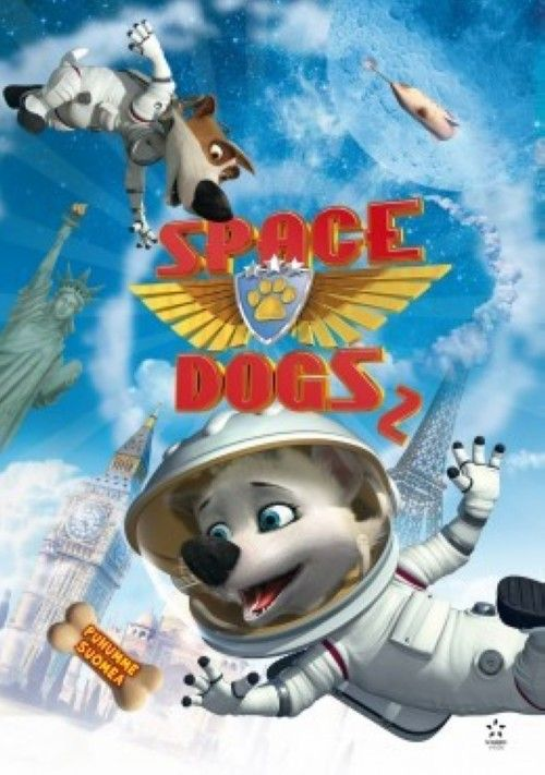 Space Dogs 2/ Puhumme suomea