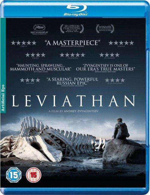 Leviathan / Leviafan Blu-Ray
