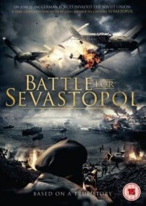 Bitva za Sevastopol / Battle for Sevastopol