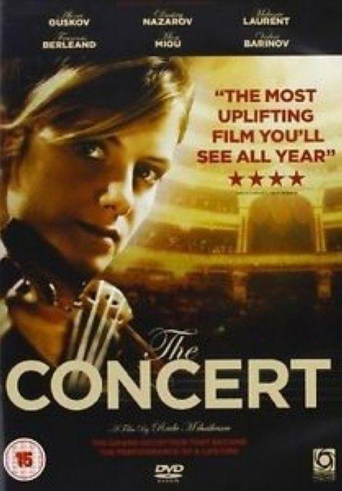The Concert. Konsertti