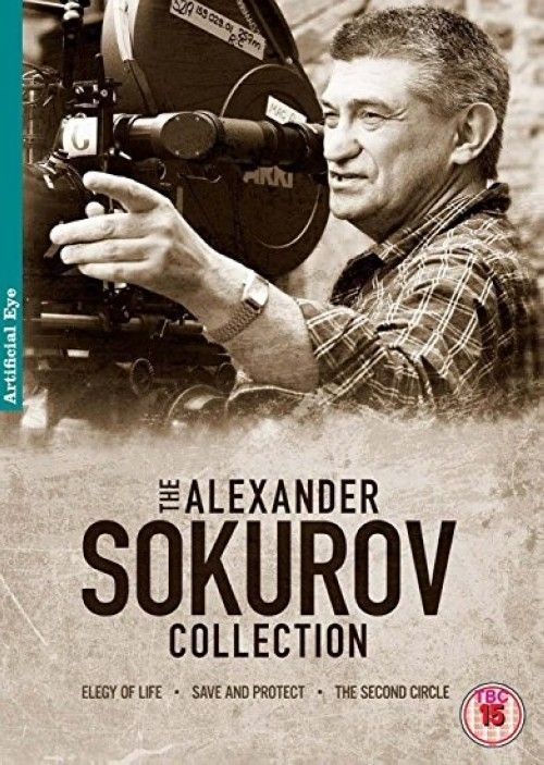 Kollektsija filmov Aleksandra Sokurova / The Alexander Sokurov Collection 3 DVD